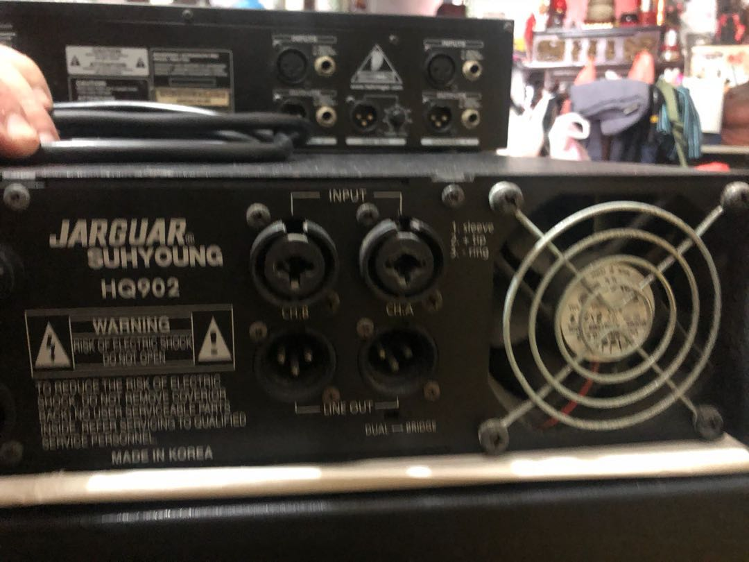 jarguar suhyoung power amplifiers, electronics, audio on carousellphoto photo photo photo