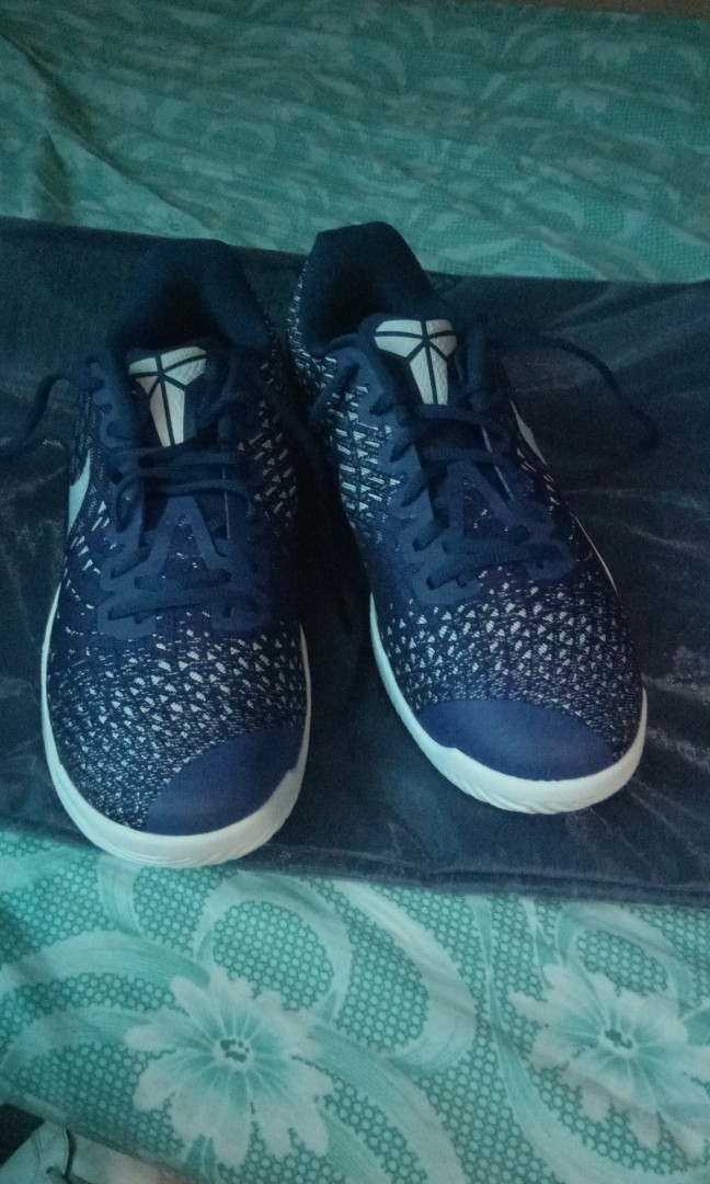 b03d29d32610 KOBE MAMBA INSTINCT PARAMOUNT BLUE ORIGINAL MINT CONDITION