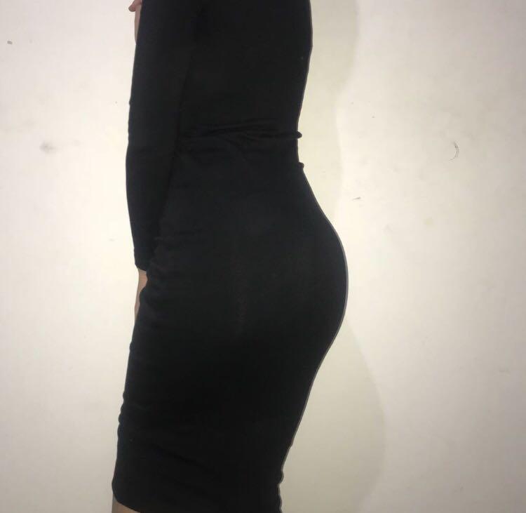 KOOKAI maxi black dress