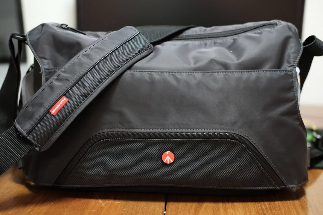 afef632199b Manfrotto Small Advanced Pixi Messenger Bag (Grey), Photography ...