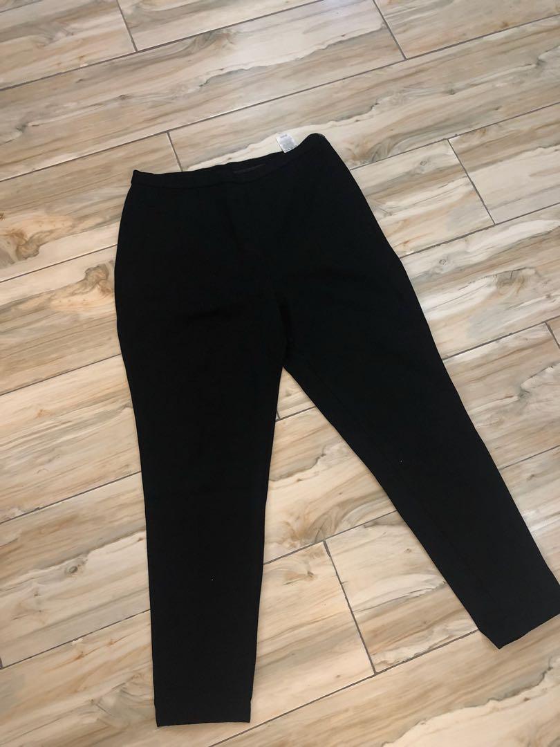 17931cc55368e MARKS SCPENCER High waist trousers