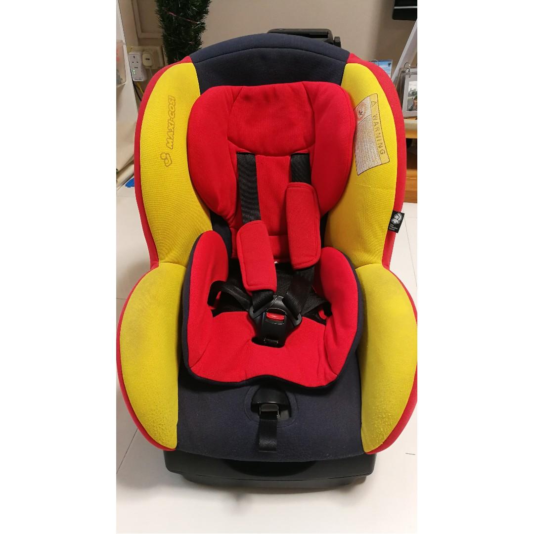 Maxi Cosi Dori Convertible Car Seat 5 10