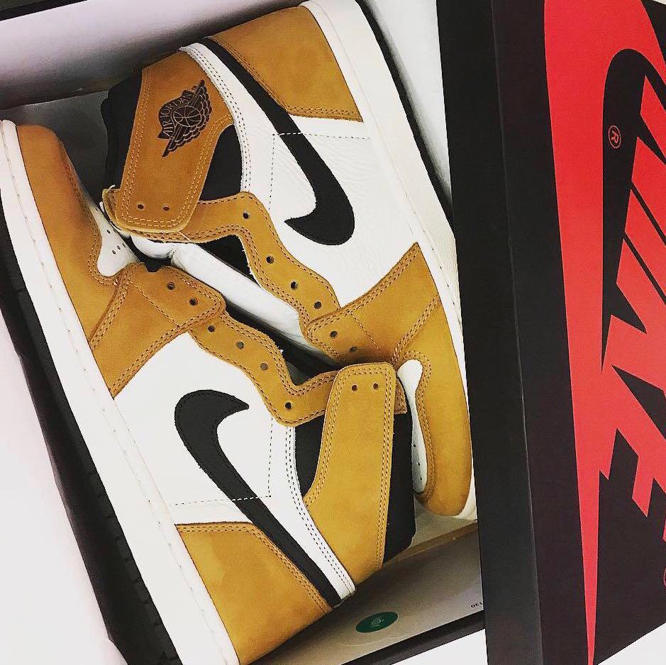 d06fd64bd240db Nike Air Jordan 1 ROTY Rookie Of The Year US11