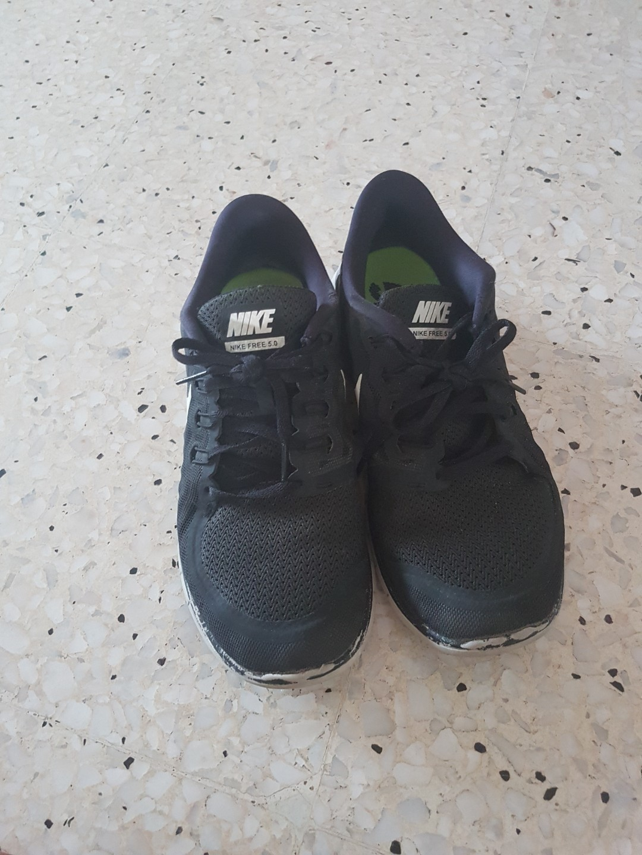 sports shoes a363c df115 NIKE FREE RUN 5.0 RUNNING SHOES, Men s Fashion, Footwear, Sneakers ...