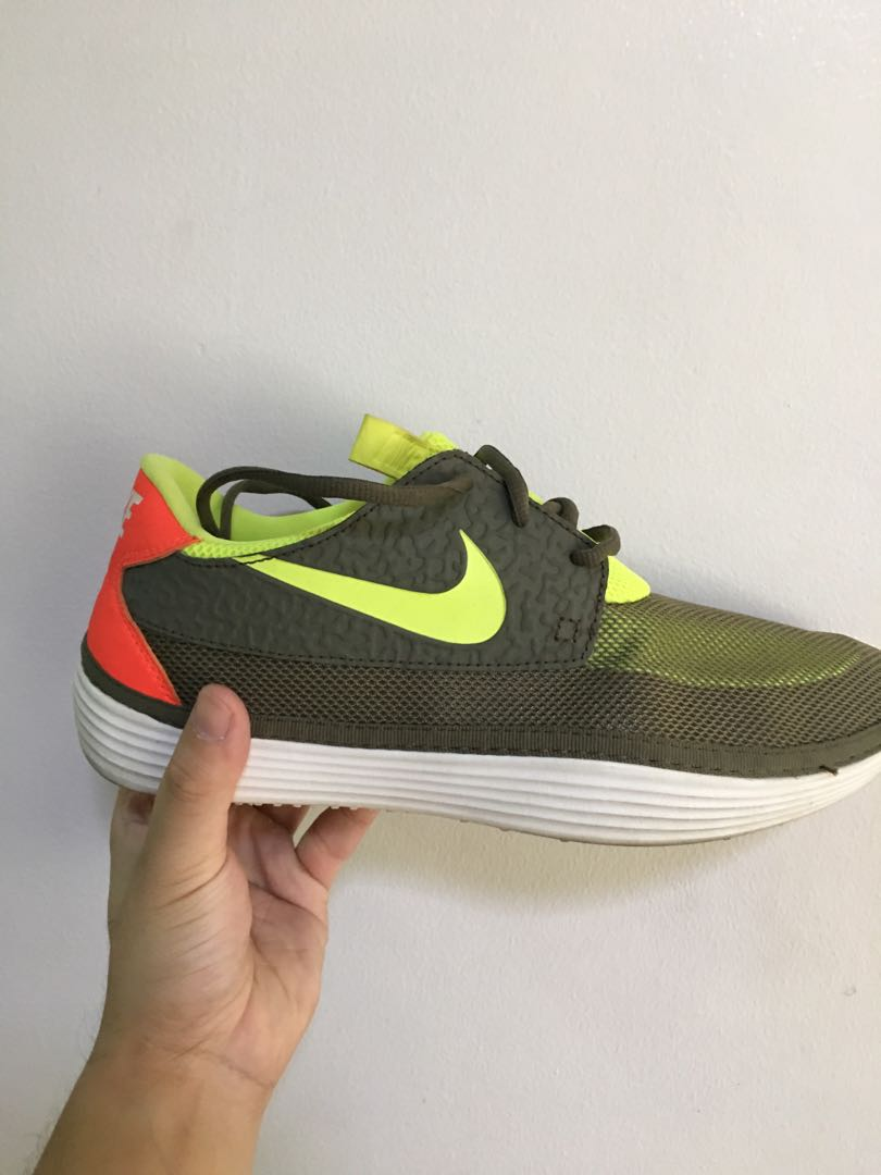 innovative design 68808 412f9 Nike Solarsoft Moccasin, Men s Fashion, Footwear, Sneakers on Carousell