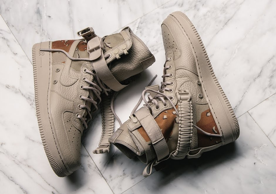 a0e6f0e0 Nike Special Field Air Force 1 'Desert Camo' SF1, Men's Fashion ...