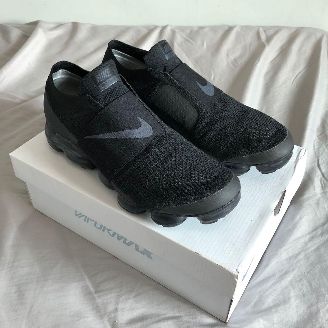 Nike Vapormax Moc Triple Black 30aeb8a32