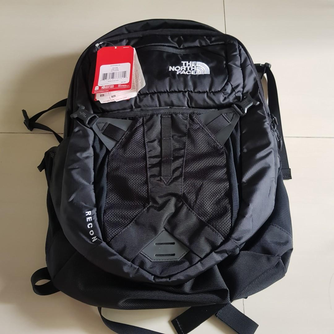 993e0fe02 Brand New] TNF The North Face Recon Backpack (Black Camo/Vintage ...