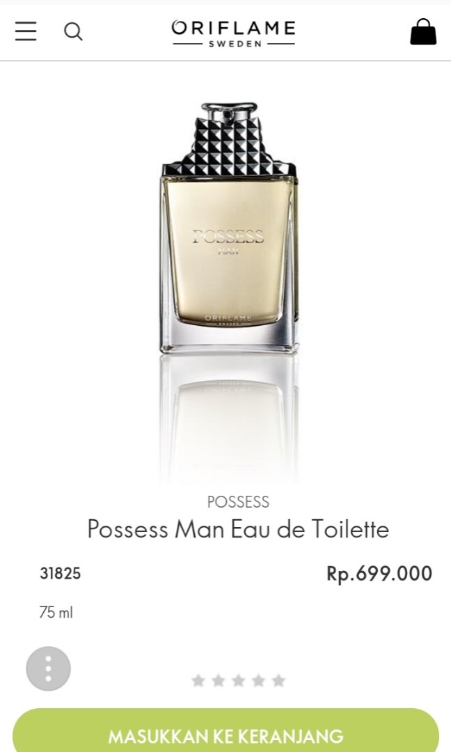 Parfumpossess Man Health Beauty Perfumes Nail Care Others