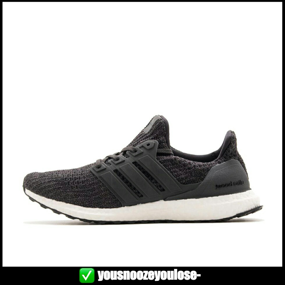 3a3fb9c132027 PREORDER  ADIDAS ULTRA BOOST ULTRABOOST 4.0 BLACK CARBON WHITE ...
