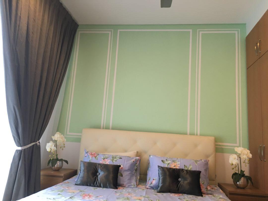 Renovation - wall painting