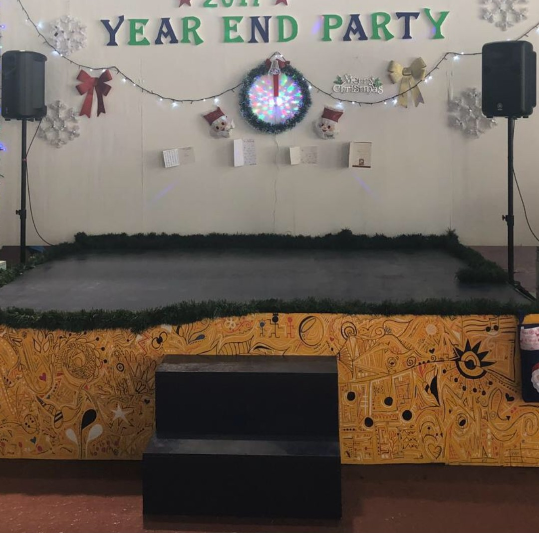RENTAL SOUND SYSTEM FOR EOY PARTY PA SYSTEM / RENTAL Professional Sound  System / PA System / Audio System / Music Speakers / Sound System / RENTAL