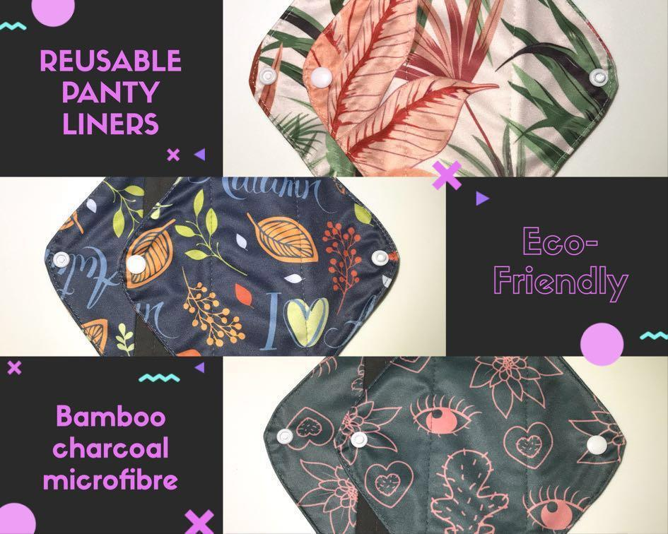 Reusable Panty Liner / Sanitary Pad