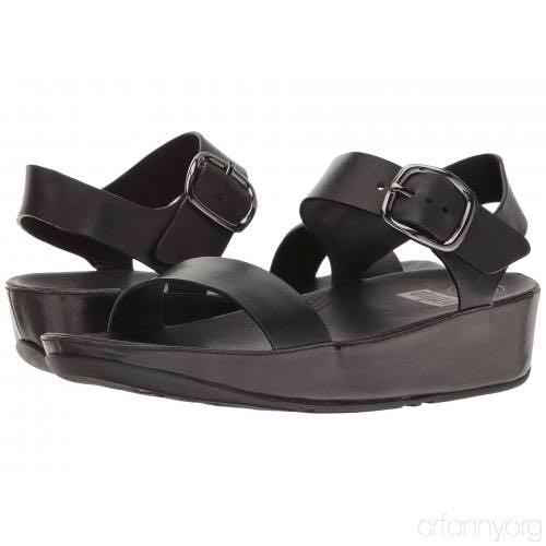 3333486f793e Sale!!! Fitflop Bon Sandals All Black