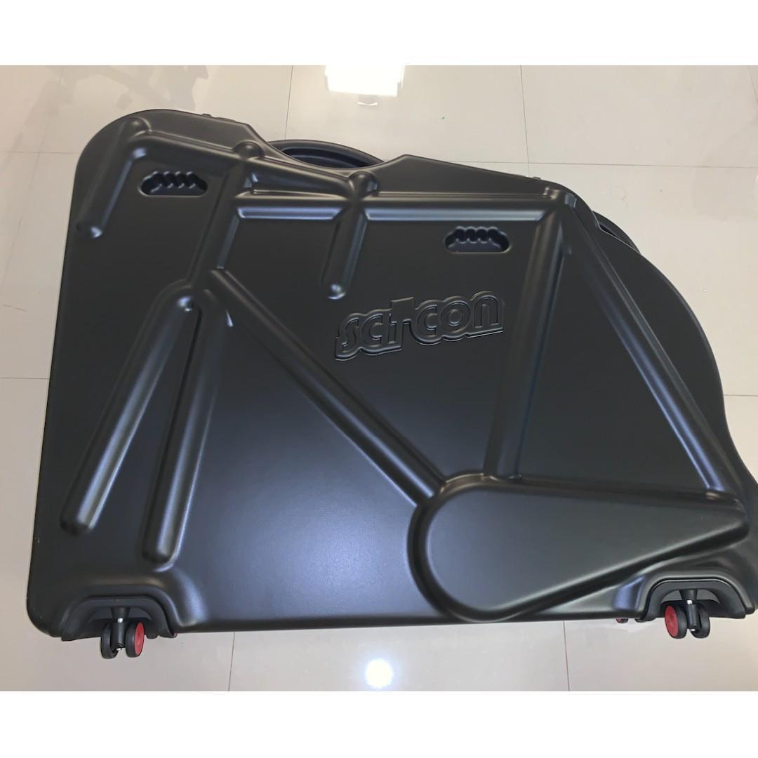 26a69f5e0dee Scicon Aerotech Evolution X TSA Bike Case Brand new, Bicycles & PMDs ...