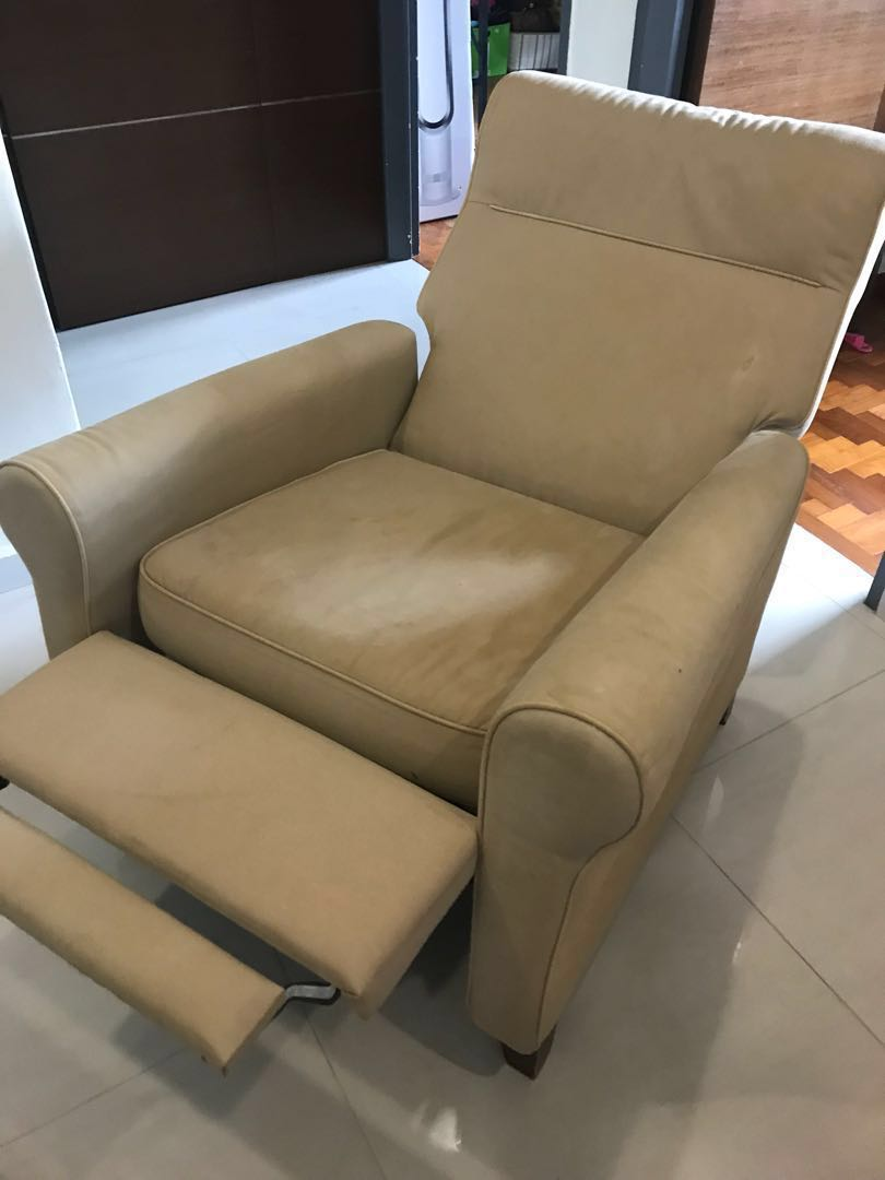 photo photo ... & selling v cheap recliner arm chair Furniture Tables u0026 Chairs on ...