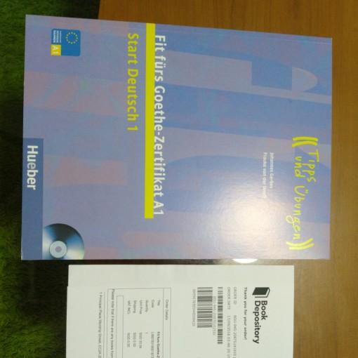 Start Deutsch 1 Fit Fürs Goethe Zertifikat A1 Books Stationery