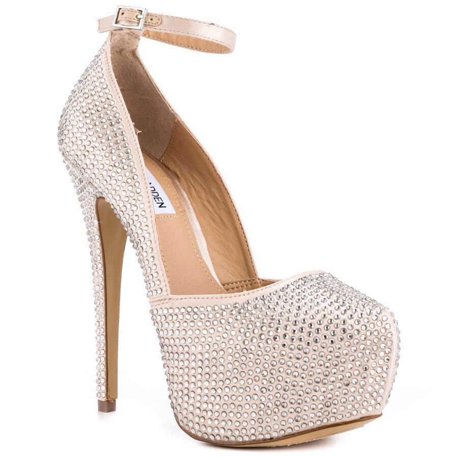 3c254293991 STEVE MADDEN DEENY R - PEWTER (perfect For Wedding)