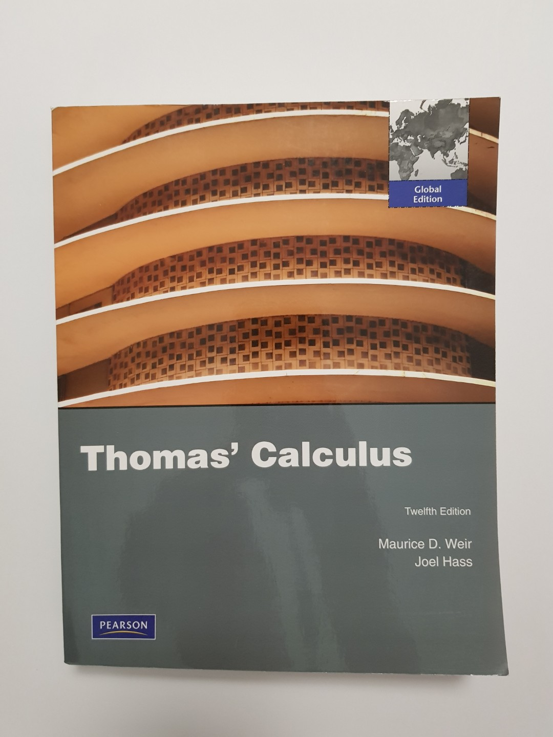 Thomas' Calculus Twelfth Edition, Books & Stationery, Textbooks, Tertiary  on Carousell