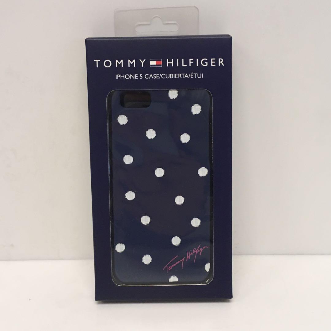 uk availability e6d72 c4a6a TOMMY HILFIGER iPhone 5/5S/SE Case