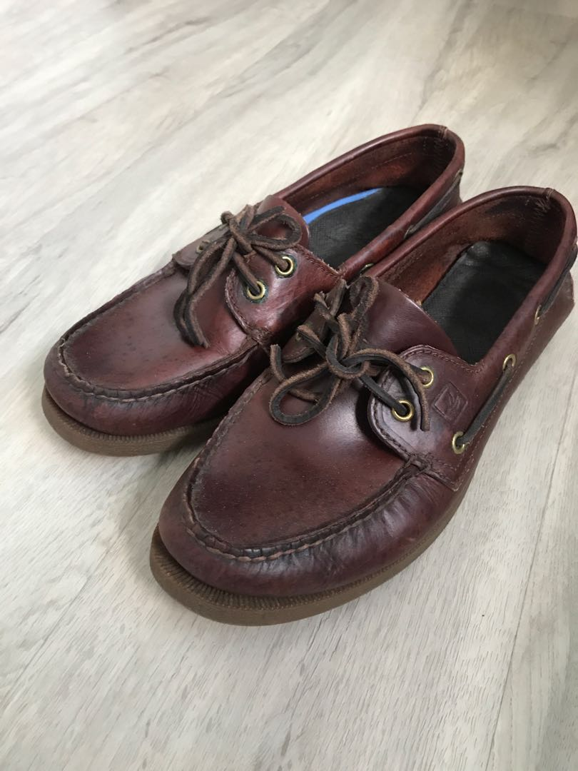 eba2919b73 Used) Sperry Boat Shoes