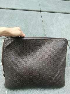Quick Sale! $80(Non-Neg)Authentic Gucci Clutch Bag