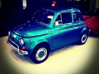 Fiat Babe 500L Classic 1972