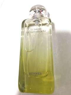 Hermes 香水 Le jardin de monsieur li eau de toilette EDR 100ml 李先生花園淡香水