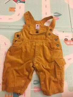 🚚 《3M》奇哥代理🇫🇷法國嬰童品牌Absorba 法國製吊帶褲