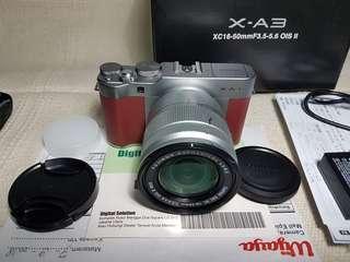 Fujifilm X-A3 XA3 Fullset Garansi Panjang