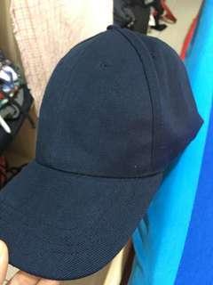 深藍色老帽