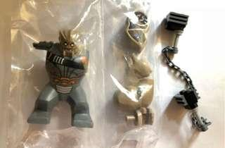 Lego Marvel Super Heroes 76108 Cull Obsidian
