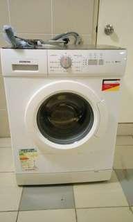西門子洗衣機 Siemens washing machine