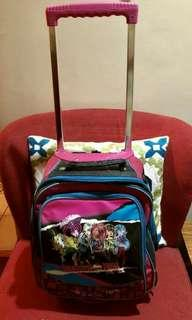 Monster High trolley bag (small)