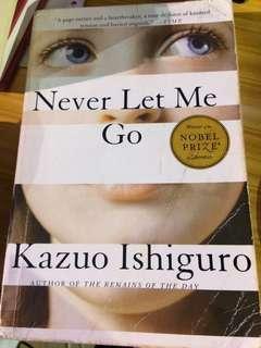 Kazuo ishiguro (2 books)