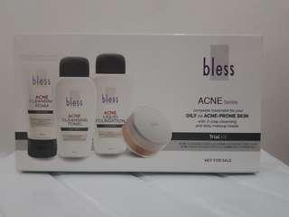 Bless Acne Trial Kit