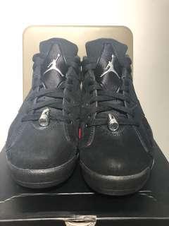 "Air Jordan 6 Retro Low ""Chrome"""