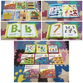 Baby Early Education Books Bundle