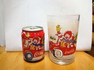 2001 可口可樂x麥當勞 聖誕版 CocaCola x McDonald's