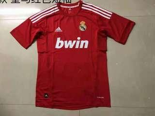 Real Madrid 11-12 Retro Third Kit