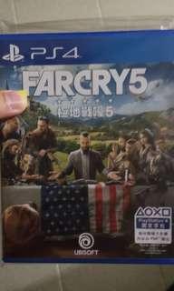 Farcry 5 繁體中文版