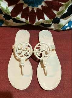 Tory Burch plastic slippers