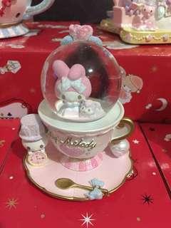 Sanrio My Melody 2018年 新款 日版 水晶球