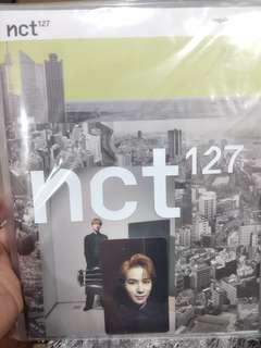 [WTS] NCT 127 Jungwoo set Regular-Irregular