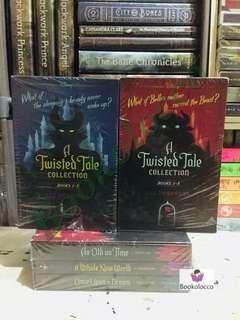 Liz Braswell   A Twisted Tale Collection: A Boxed Set