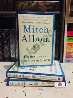 Mitch Albom   The Next Peraon You Meet in Heaven