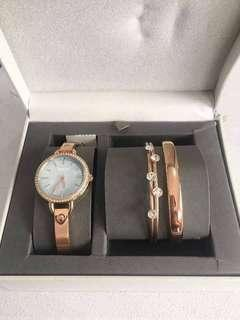 Fossil Watch Set