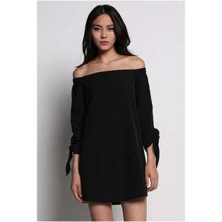 Love Bonito Colly Off Shoulder Dress