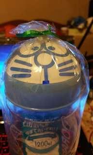 Doraemon 多啦A夢 叮噹 1200ml 玻璃耐熱樽