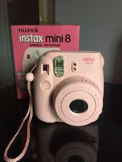 Instax Mini Polaroid Camera